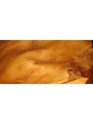 poronnahka kasviparkittu vaaleanruskea
