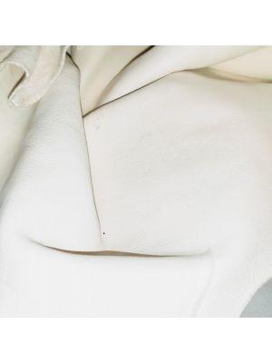 poronnahka kasviparkittu puhdas-valkoinen