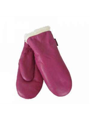 naisten kintas,pinkki, 50%merinovilla