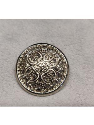 metallinen nappi hopeanvärinen 18mm-2