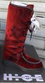 HiCE hyljesaapas korkea punainen
