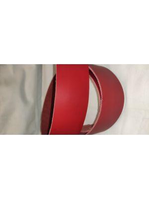 vyöremmi kirkas punainen 8cm