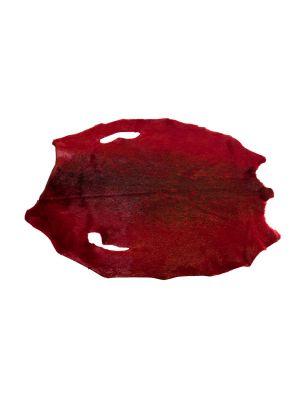 hyljenahka värjätty punainen