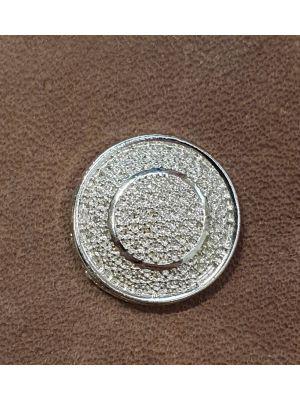 metallinen nappi hopeanvärinen 18mm-1