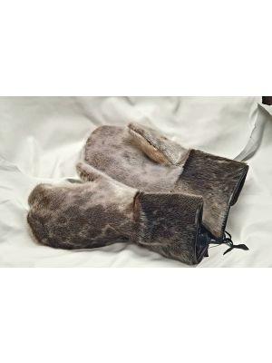 Hylkeennahka hyljekämmen kelkkakintas-keskipitkä